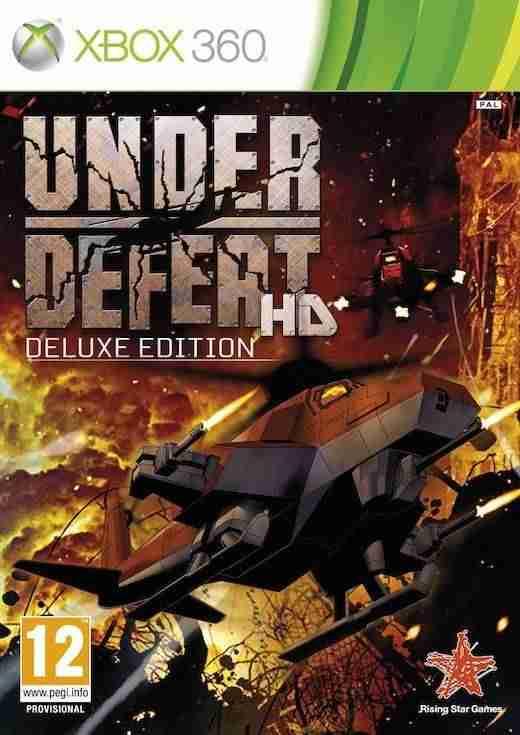 Descargar Under Defeat HD Deluxe Edition [MULTI][PAL][XDG2][MARVEL] por Torrent
